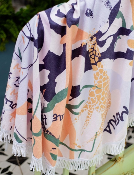 JIRAFFE TOWEL